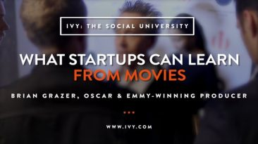 How Brian Grazer Treats Each Project As A Startup